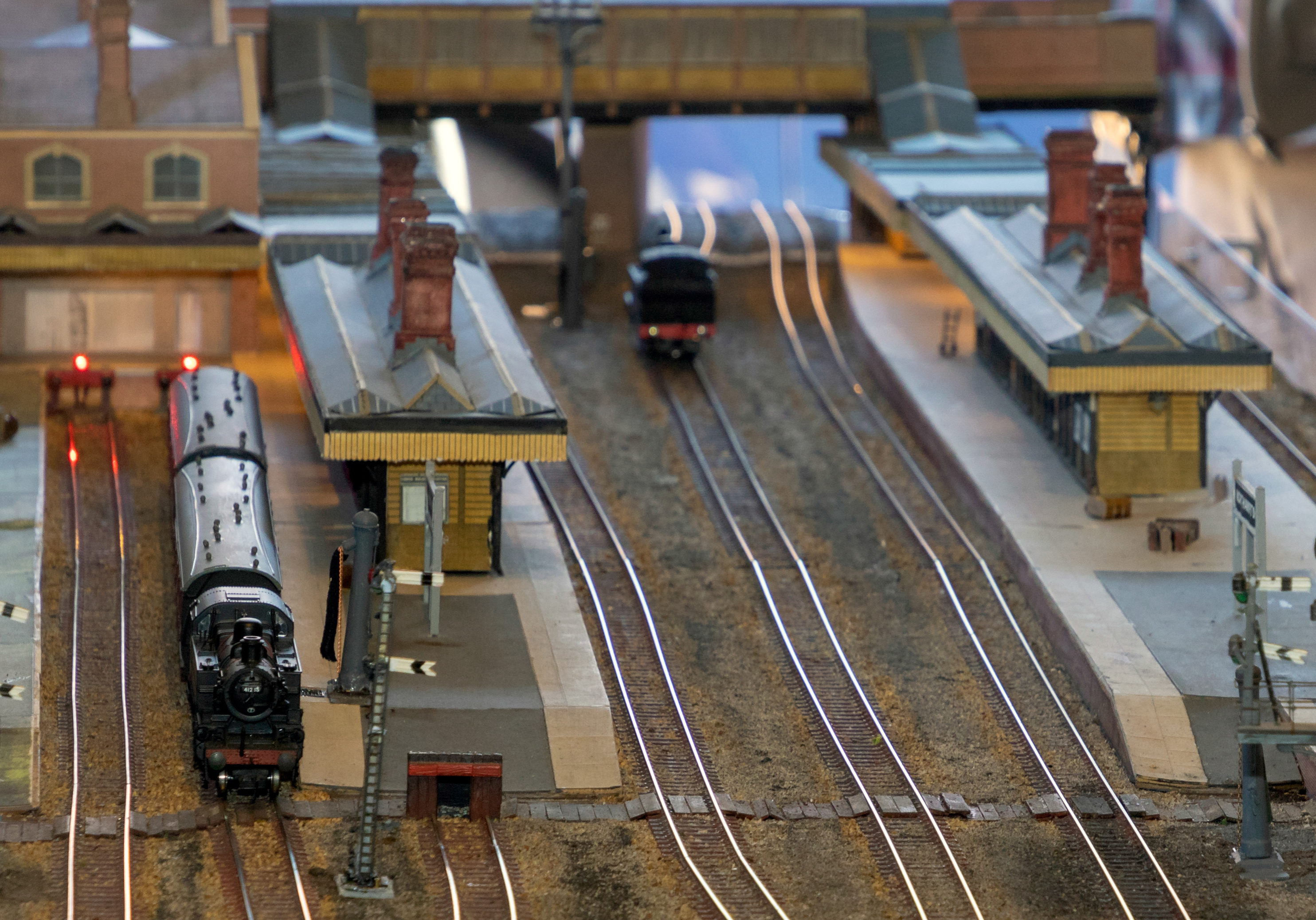 Northampton Castle Station-8